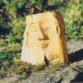 Schnitzen - Gesicht 2
