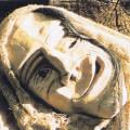 Holzmaske